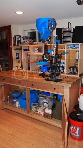Reloading Benches Foter