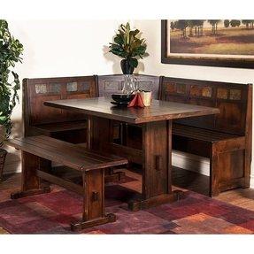 breakfast nook benches foter. Black Bedroom Furniture Sets. Home Design Ideas