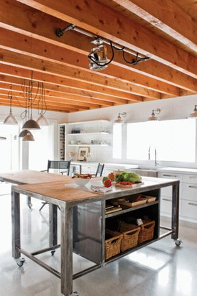 Kitchen Islands On Casters for 2020 - Ideas on Foter