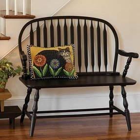 Incredible Windsor Benches Ideas On Foter Theyellowbook Wood Chair Design Ideas Theyellowbookinfo