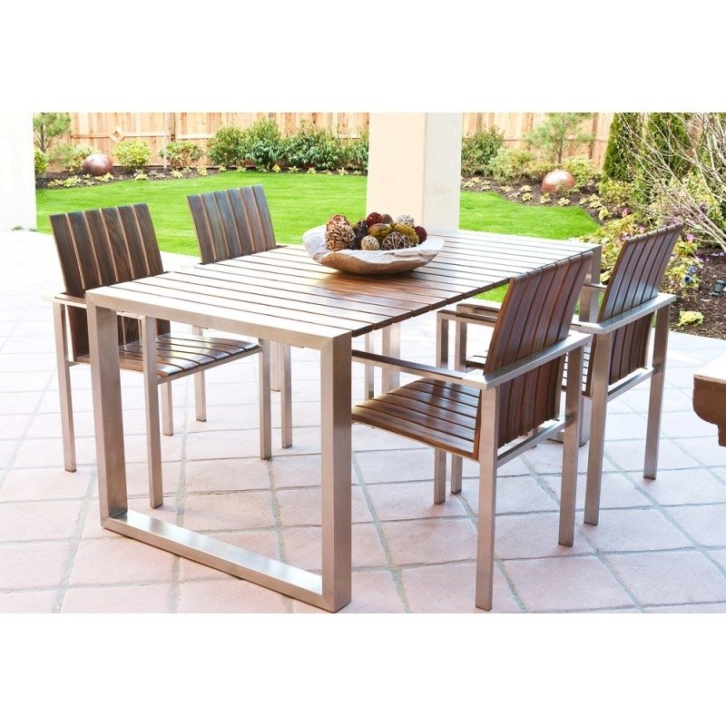 Stainless Steel Patio Furniture Sets   Ideas On Foter