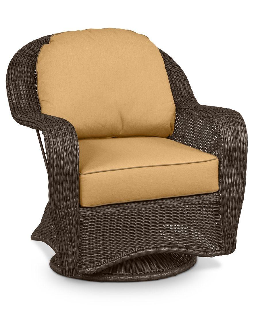 Aluminum Wicker Patio Furniture 1