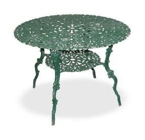 Cast iron patio tables 1