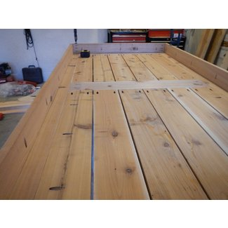Cedar patio tables 9