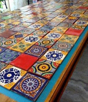 Ceramic Patio Tables