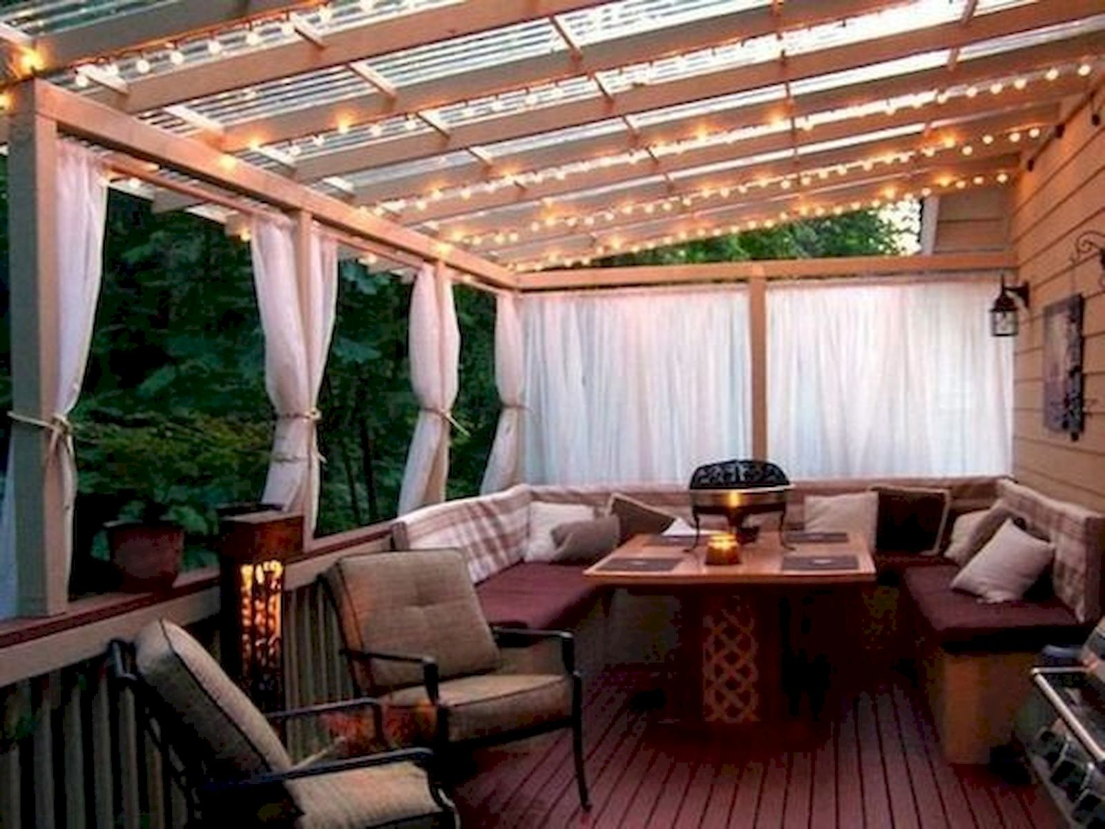 Great Clear Plastic Patio Furniture Covers