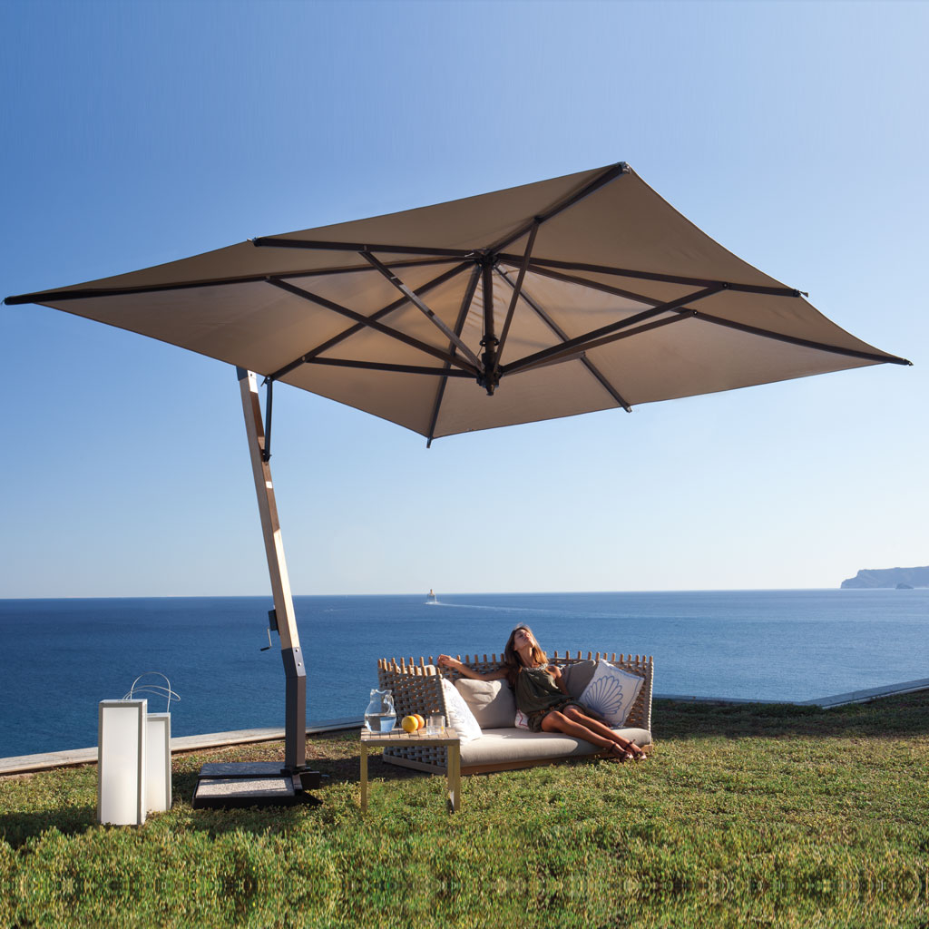 Merveilleux Heavy Duty Patio Umbrellas