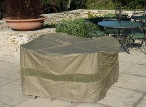 Patio Set Cover 70 Dia X 30 H Fits Round Or Square