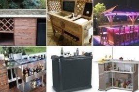 Outside Portable Bar - Foter on Portable Backyard Bar id=53805