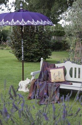 purple patio umbrellas foter. Black Bedroom Furniture Sets. Home Design Ideas