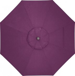 Purple patio umbrellas 6