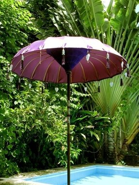 Purple Patio Umbrellas Foter