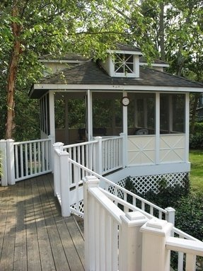 Screened Patio Gazebos Ideas On Foter