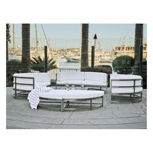 Genial Stainless Steel Patio Furniture Sets   Ideas On Foter