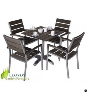 Stainless Steel Patio Furniture Sets 1