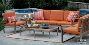 Stainless Steel Patio Furniture Sets 6
