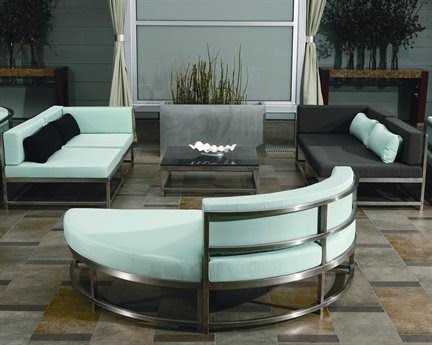 Etonnant Stainless Steel Patio Furniture Sets   Ideas On Foter