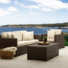 Strathwood Patio Furniture Sets
