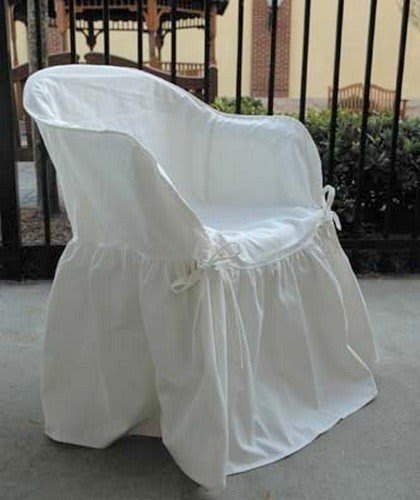 Gentil The Twiggery Outdoor Patio Resin Patio Chair Slipcover Slipcover Slipcovers