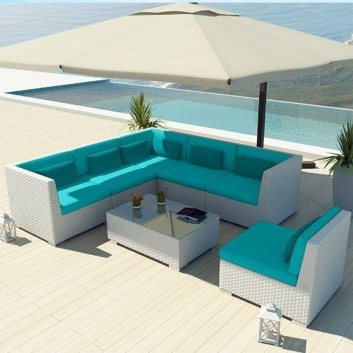 blue patio furniture sets foter rh foter com turquoise patio furniture cushions turquoise patio table umbrella
