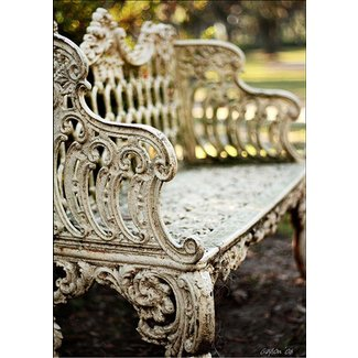 Amazing Wrought Iron Patio Benches Ideas On Foter Camellatalisay Diy Chair Ideas Camellatalisaycom