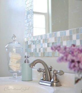 bathroom wall mirrors 1 - Bathroom Wall Mirrors