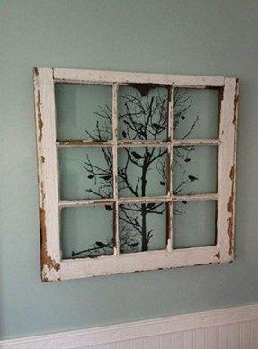 Bathroom Window Decals