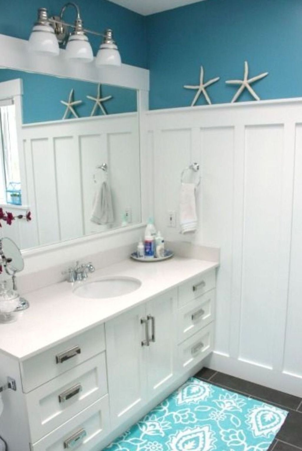 Attrayant Beachy Bathroom Ideas