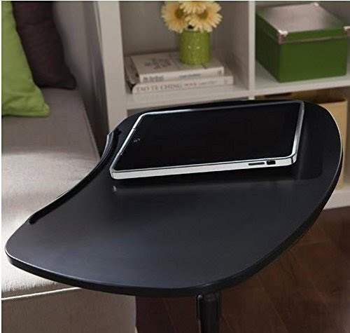 Black Mobile Laptop Cart With Wheels. These Laptop Carts Make Mobile  Computing A Breeze As