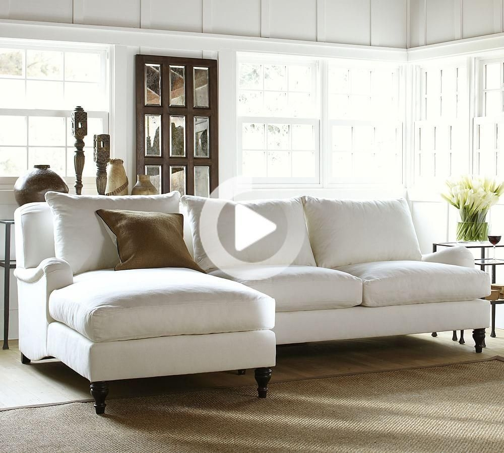Carlisle upholstered chaise sofa sectional
