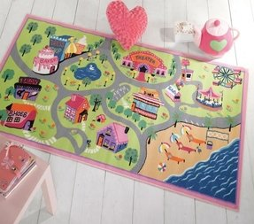 Childrens rugs cheap 4
