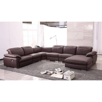 Modern Reclining Sectional Ideas On Foter