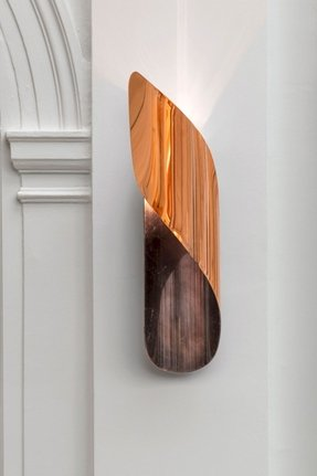 Copper Wall Sconce Foter