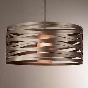Drum Pendant Lighting Foter
