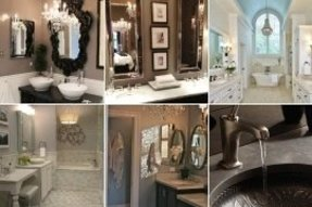 Elegant Bathroom Sinks