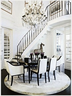 Dining Room Vintage Arm Chair Ideas On Foter - Fancy-dining-room