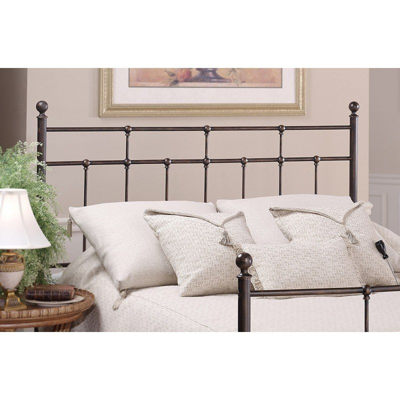 Hillsdale furniture providence wrought iron headboard