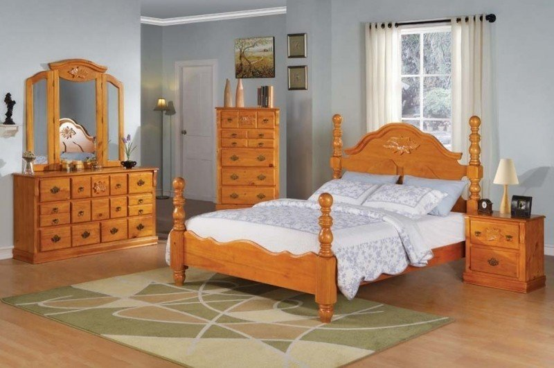 Oak Bedroom Furniture Sets Ideas On Foter