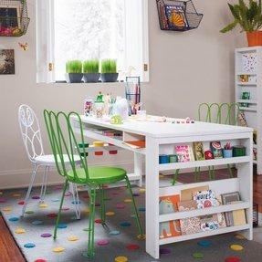 Art Table For Kids With Storage Ideas On Foter