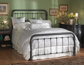 Fabulous Iron Headboards King Size Ideas On Foter Beutiful Home Inspiration Truamahrainfo