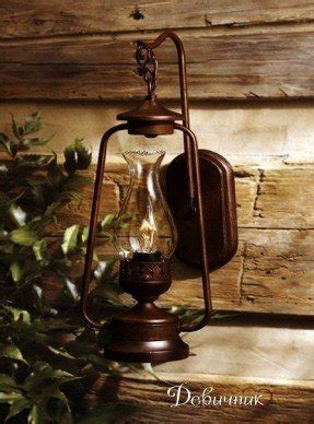 Lantern Wall Sconce 3
