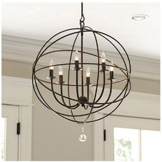 Large Foyer Lighting Fixtures