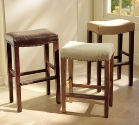 Admirable Leather Vanity Stool Ideas On Foter Alphanode Cool Chair Designs And Ideas Alphanodeonline