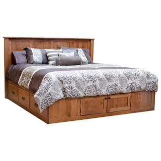 reputable site 32cc9 628bb Oak Storage Bed - Ideas on Foter