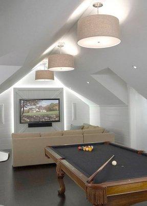 Modern Pool Table Lights 7