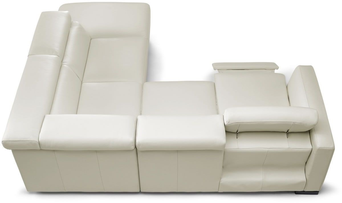 Bon Modern Reclining Sectional   Ideas On Foter