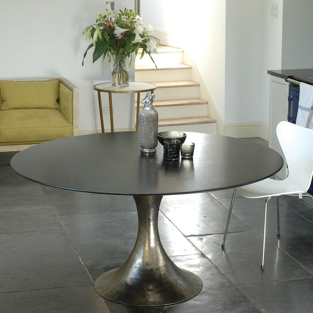 Exceptional Pedestal Dining Table Modern