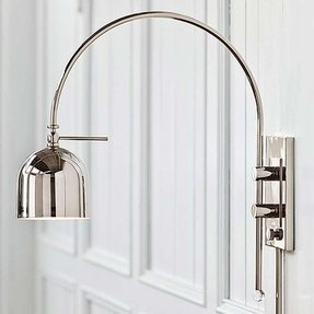Pendant wall sconce 1