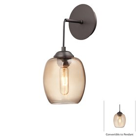 Pendant wall sconce foter pendant wall sconce 4 aloadofball Image collections