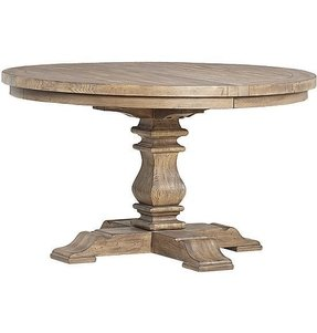 Round Dining Table Leaf - Foter